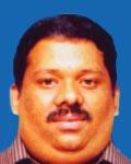K.R. Pramod Manager, Mathrubhumi Electronics Media